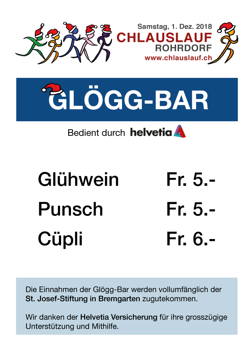 gloegg bar 2018