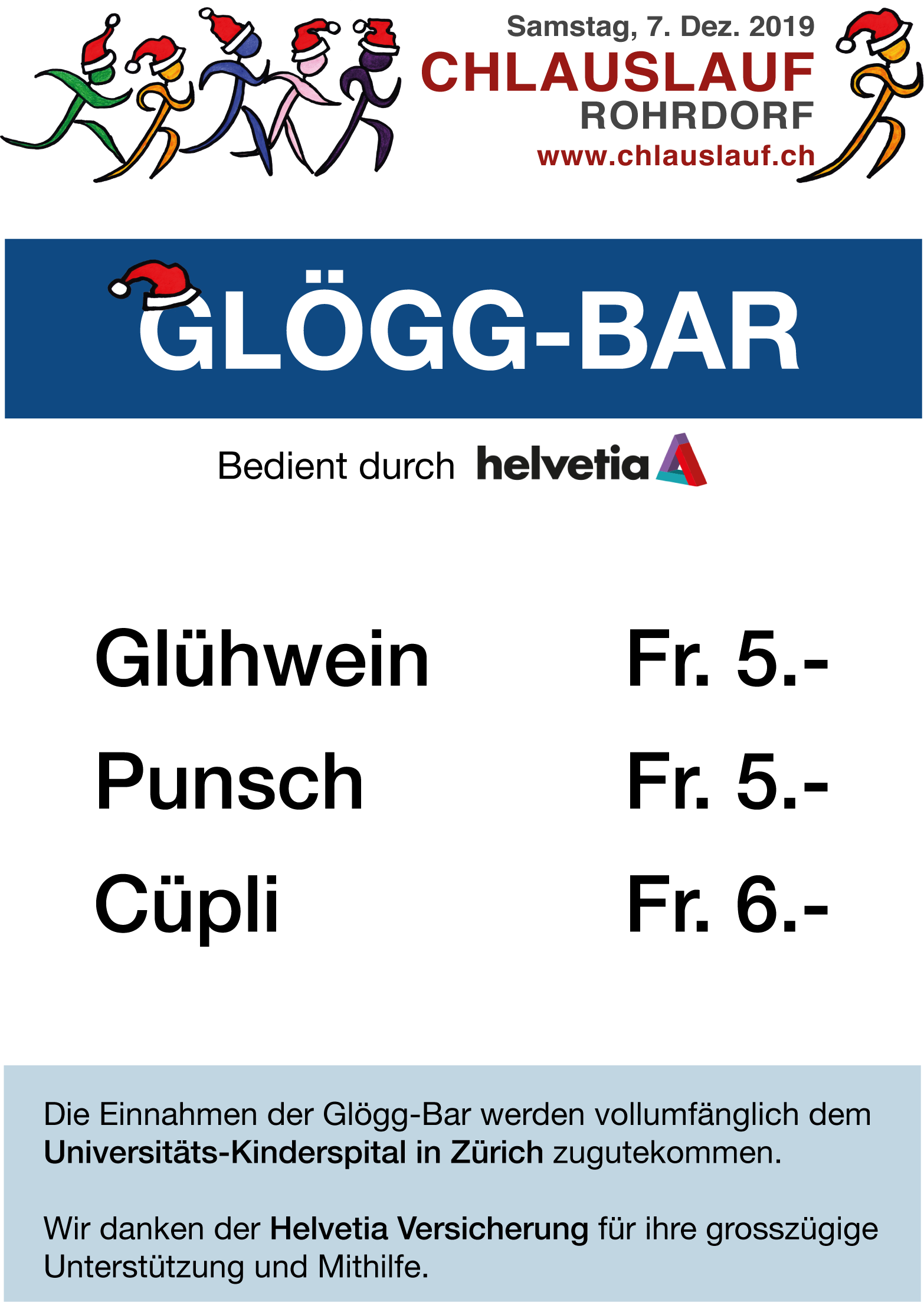 gloegg bar 2019
